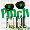 Pinch Patrol Svg, Svg Files For Cricut, SVG, DXF, EPS, PNG Instant Download