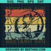 Papa Fishing Cutting Files, Papa Fishing SVG, DXF, EPS, PNG Instant Download