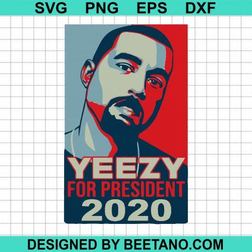Yeezy for president 2020