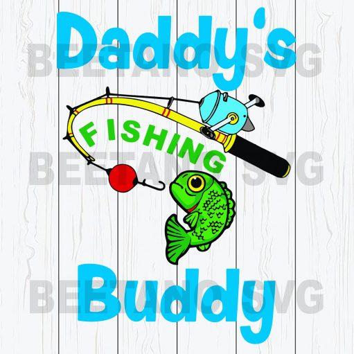 Dady's Fishing Buddy