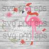 Merry Christmas svg, Flamingo Svg, Flamingo Cutting Files, Christmas Svg Files For Cricut, SVG, DXF, EPS, PNG Instant Download