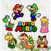 Super Mario Character Svg Bundle,  Super Mario Bundle Clipart,  Super Mario Cutting Files,  Super Mario Vector,  Super Mario Files,  Super Mario Cutting Files For Cricut, SVG, DXF, EPS, PNG Instant Download