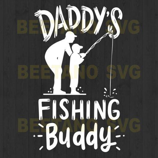Daddy's Fishing Buddy