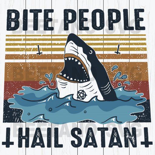 Bite People Hail Satan