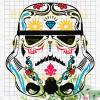 Mandala Storm Trooper Svg, Mandala Storm Trooper Star war Files For Cricut, Star war Svg, Mandala Storm Trooper Cutting Files For Cricut, SVG, DXF, EPS, PNG Instant Download