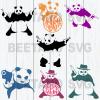 Panda With Guns Svg Bundle, Panda Guns Files, Panda Guns Bear Svg Files, Panda Guns Bear Bundle Clipart, Panda Guns Bear Cutting Files For Cricut, SVG, DXF, EPS, PNG Instant Download
