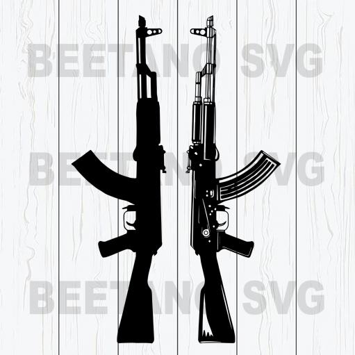 Guns Svg