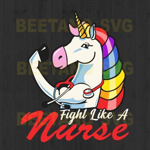 Fight Like A Nurse