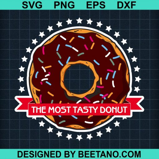 The Most Tasty Donut