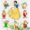 Snow White and the Seven Dwarfs Svg Files, Snow White and the Seven Dwarfs Bundle Svg, Snow White and the Seven Dwarfs Vector, Disney Svg, Disney Clipart, Snow White and the Seven Dwarfs  Cutting Files For Cricut, SVG, DXF, EPS, PNG Instant Download