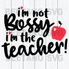 Teacher Files For Cricut, SVG, DXF, EPS, PNG Instant Download