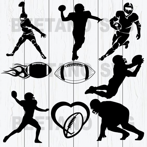 Sports silhouette basketball Cutting Files For Cricut, SVG, DXF, EPS, PNG Instant Download
