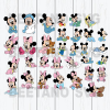 Baby Mickey Mouse Svg