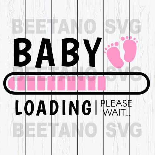 Baby loading funny