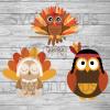 turkey thanksgiving svg