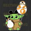 Baby Yoda Star war