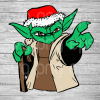 Yoda santa christmas svg, santa svg, christmas cutting files, Yoda christmas svg, yoda collection svg, yoda clipart, yoda clipart, yoda cutting file, yoda file for cricut