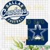 Dallas Cowboys Football Logo Team