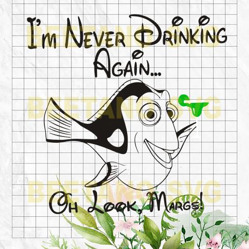 I Never Drinking Again