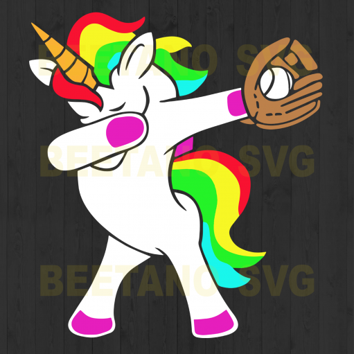 Dabbing Unicorn Sport