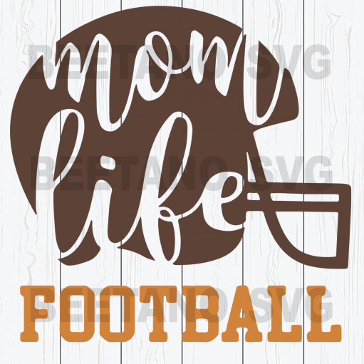 Mom Life Football