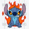 Funny Lilo and Stitch SVG