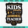 They Call Me Teacher