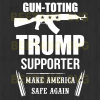 Trump funny guns Cutting Files For Cricut, SVG, DXF, EPS, PNG Instant Download