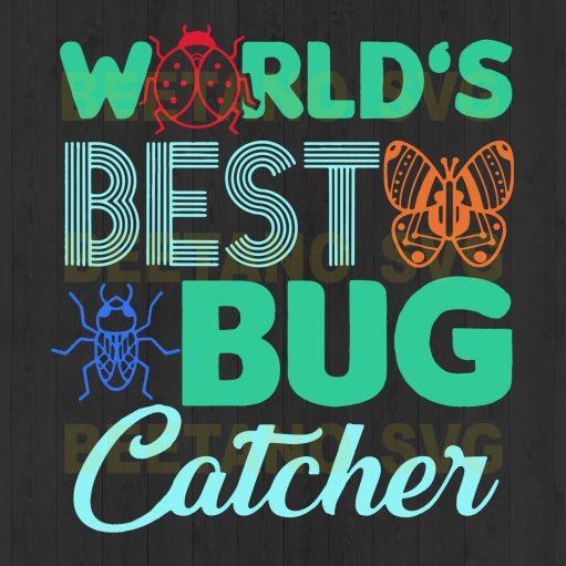 World Best Bug Catcher Svg Files For Instant Download