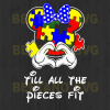 Till All The Pieces Fit Mickey Minnie svg, Mickey autism svg, Minnie Svg Files For Cricut, SVG, DXF, EPS, PNG Instant Download