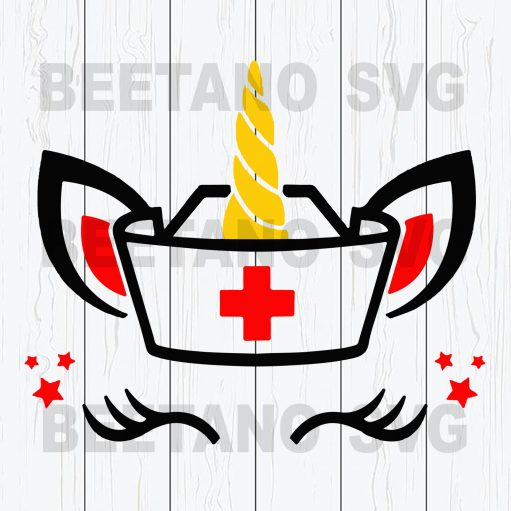 Unicorn Nurse Svg, Unicorn Nurse Svg Files, Unicorn Cutting Files, Nurse Svg Files