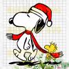 Snoopy Santa Hat Svg, Christmas Snoopy Svg Files, Christmas Svg, Snoopy Svg, Snoopy Cutting Files For Cricut, SVG, DXF, EPS, PNG Instant Download