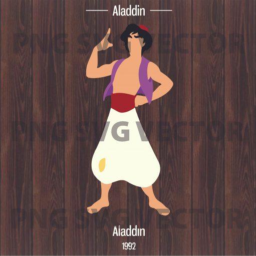 Aladdin Svg