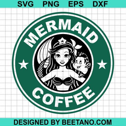 Ariel starbuck Coffee, Mermaid