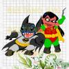 Batman Lilo And Stitch Disney Svg