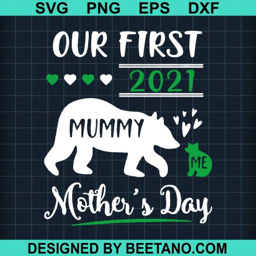 Bears Mummy And Me Our First Mothers Day 2021
