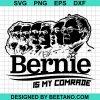 Bernie Sanders Is My Comrade