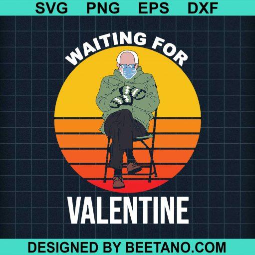 Bernie Sanders Waiting For Valentine