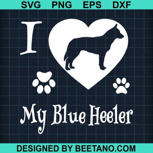Blue Heeler Dog Lovers