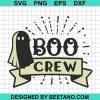 boo crew hang svg