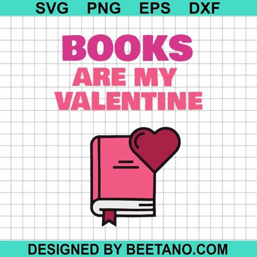 Books Are My Valentine