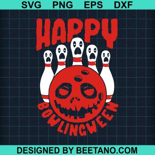 Bowling Happy Bowlingween