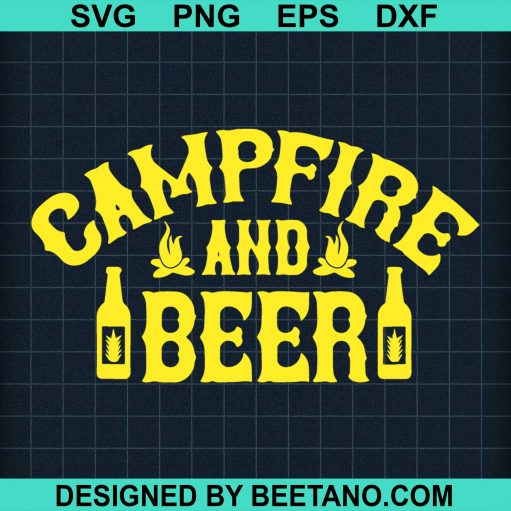 Campfire And Beer