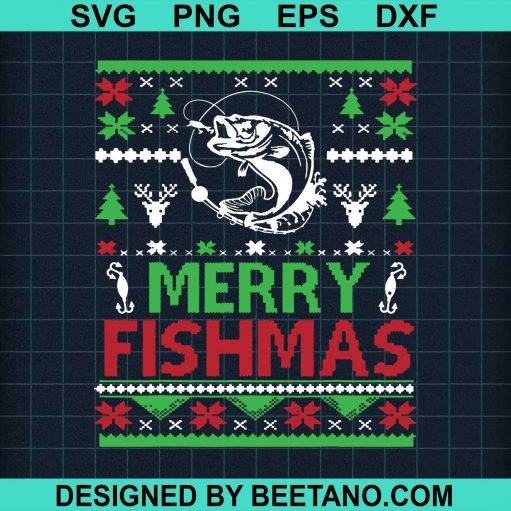 Christmas Bass Fish Apparel