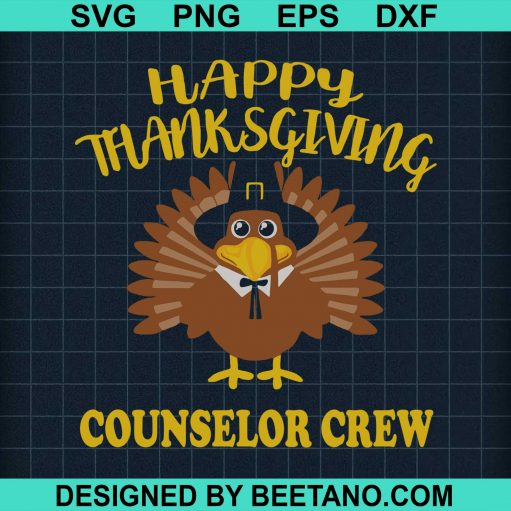 Counselor Crew Thanksgiving Day Turkey For Counselor Classic Ladies
