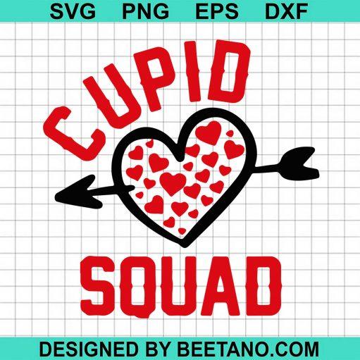 Cupid Squad Valentine