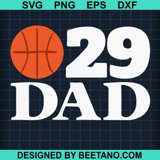 Custom Basketball Dad