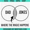 Dad Jokes Where The Magic Happens