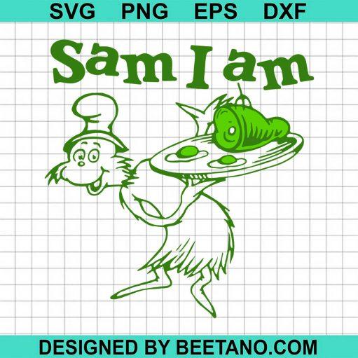 Dr Seuus Sam I Am Green Eggs And Ham