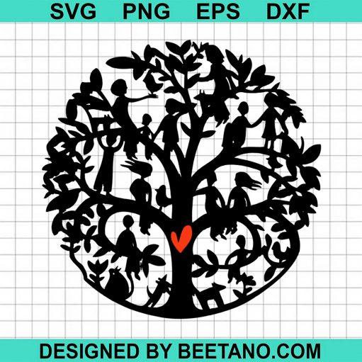 Family Tree Mandala 2020